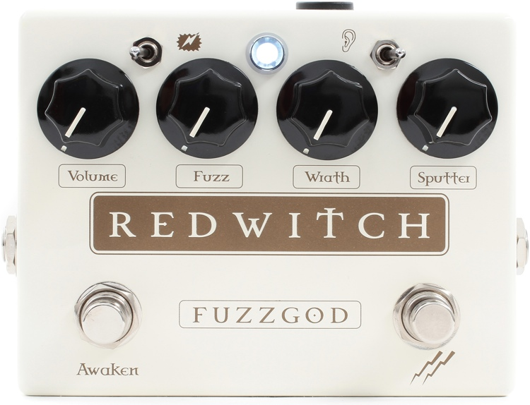 Red Witch Fuzz God II Fuzz Pedal image 1