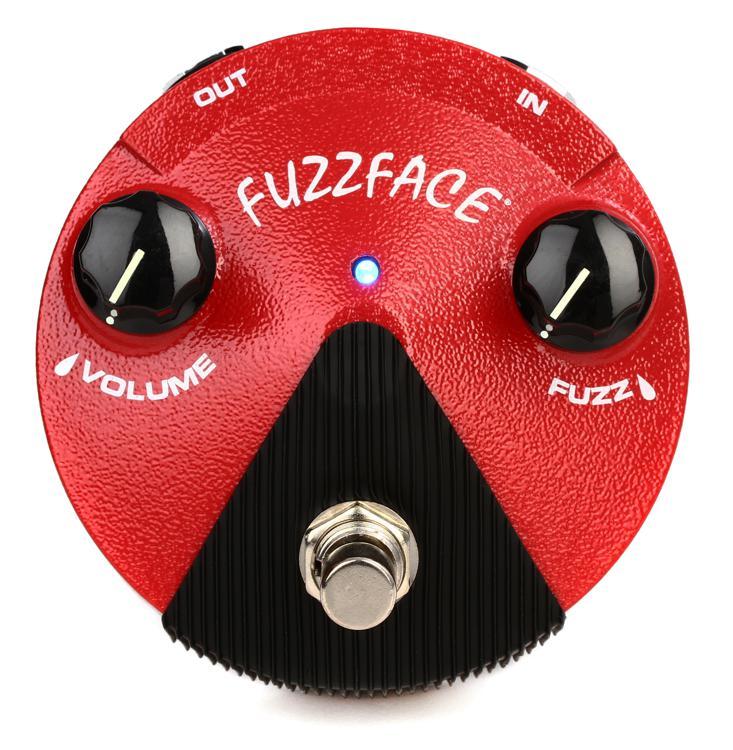 Dunlop FFM2 Fuzz Face Mini Pedal - Germanium Transistor image 1
