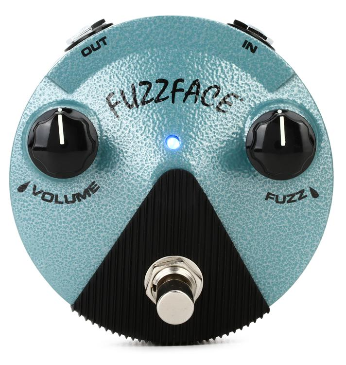 Dunlop FFM3 Jimi Hendrix Signature Fuzz Face Mini Pedal image 1