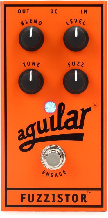 Aguilar Fuzzistor Bass Fuzz Pedal image 1