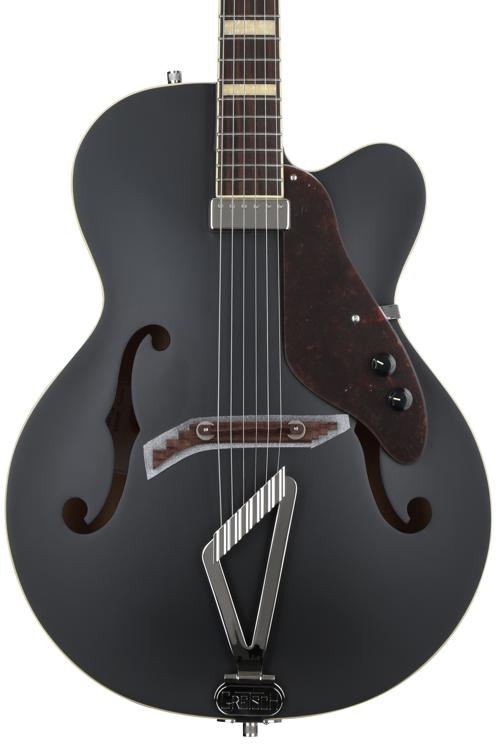 Gretsch G100CE Synchromatic Hollowbody - Black image 1