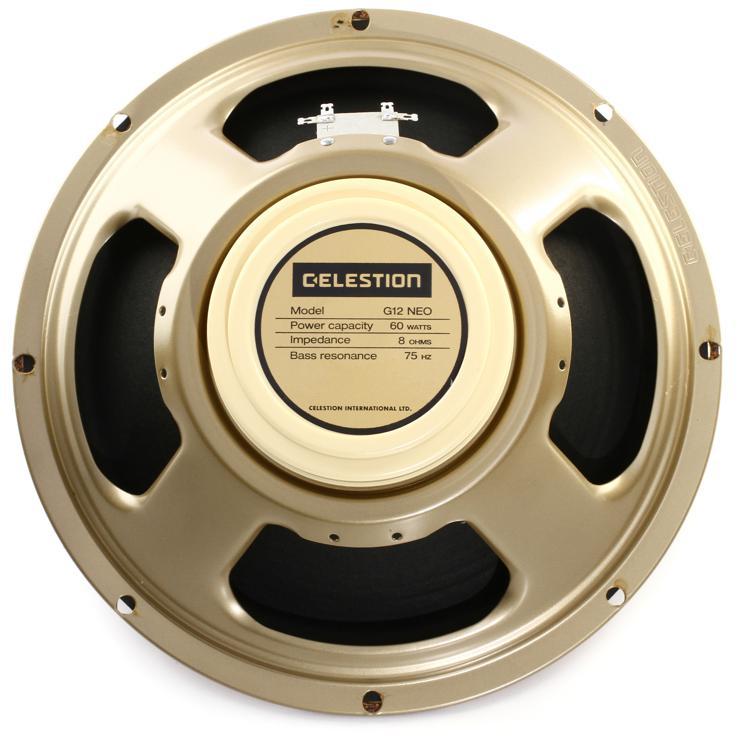 Celestion G12 Neo Creamback - Guitar Speaker, 8ohm image 1