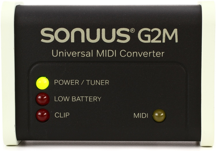 sonuus G2M V3 Universal Guitar-to-MIDI Converter image 1