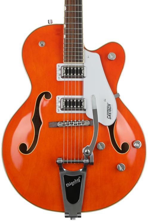 Gretsch G5420T Electromatic Hollowbody - Orange Stain image 1