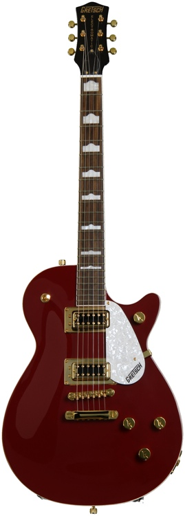 Gretsch Electromatic G5431G Pro Jet Sweetwater Exclusive - Red, Stop Tail image 1