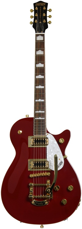 Gretsch Electromatic G5431TG Pro Jet Sweetwater Exclusive - Red, Bigsby image 1