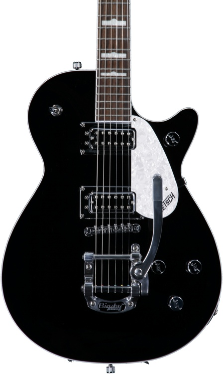 Gretsch Electromatic Pro Jet Bigsby - Black image 1