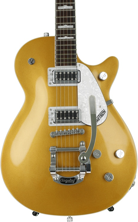 Gretsch G5438T Pro Jet with Bigsby - Gold image 1