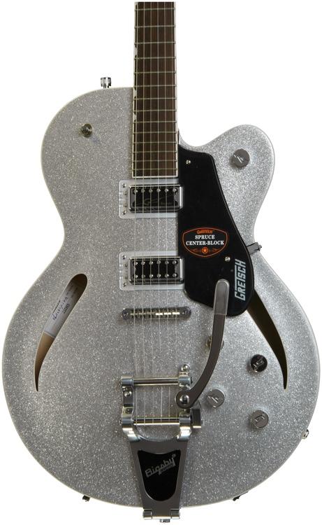 Gretsch G5620t Cb Electromatic Center Block Silver