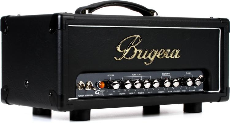 Bugera G5 Infinium 5-watt Class-A Tube Head image 1
