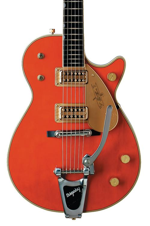 Gretsch G6121-1959 Chet Atkins Solid Body - Western Maple Stain image 1