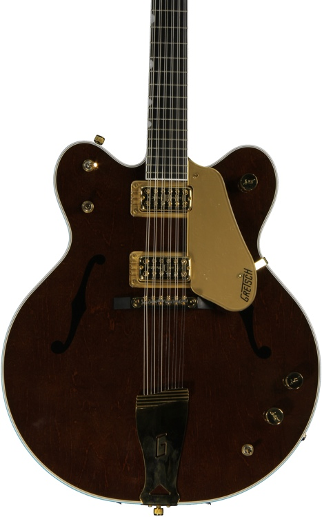 Gretsch G6122-12 Country Gentleman 12-string - 12 String image 1
