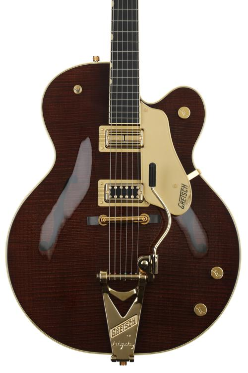 Gretsch G6122T-59GE Vintage Select Country Gentleman - Walnut Stain, Bigsby image 1