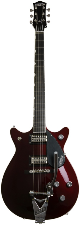 Gretsch G6128T-DCM Duo Jet, Ebony Fingerboard - Dark Cherry Metallic image 1