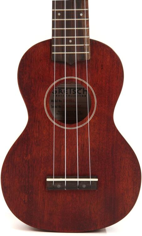 Gretsch G9100-L Soprano Long-neck Ukulele image 1