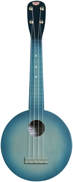 Gretsch G9101 NYC Camp Uke - Blue Sunburst image 1
