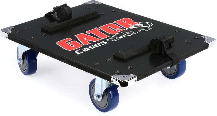 Gator GA-100 - Caster Kit for Standard Rack image 1