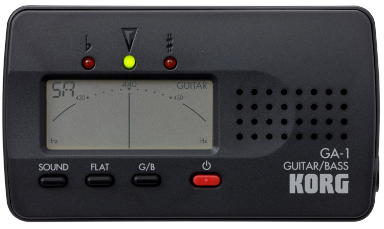 Korg GA-1 Guitar and Bass Tuner image 1