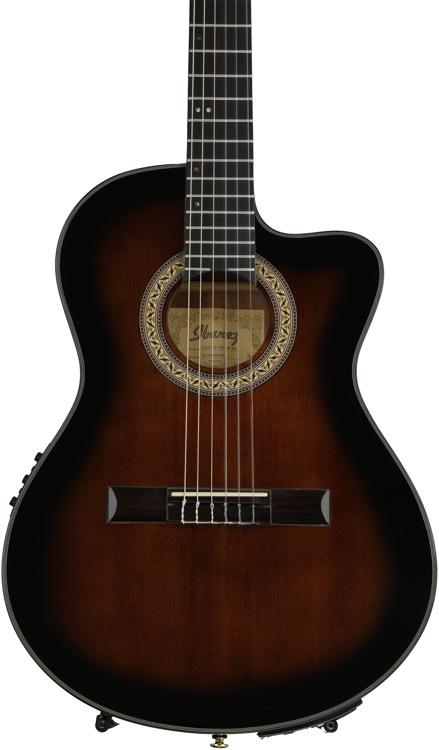 Ibanez GA35TCE - Dark Violin Sunburst image 1