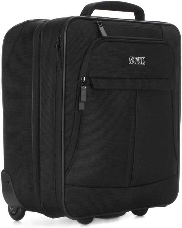 Gator GAV-LTOFFICE-W - Laptop & Projector Bag; Wheels & Handle image 1