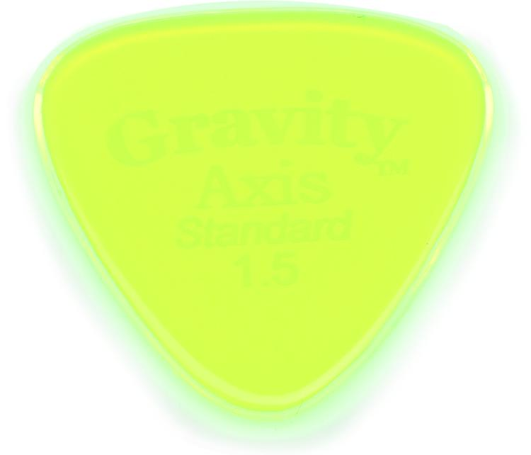 Gravity Picks Axis - Standard, 1.5mm image 1