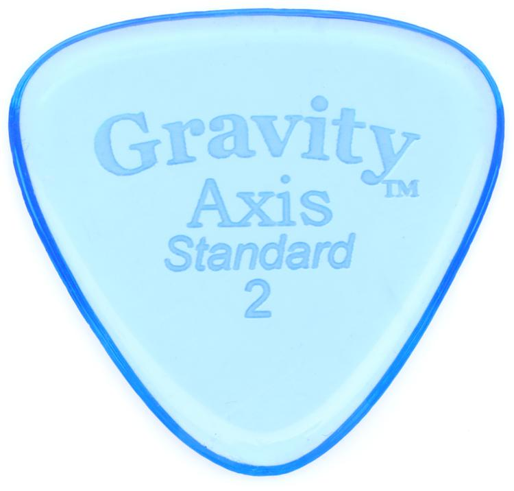 Gravity Picks Axis - Standard, 2mm image 1