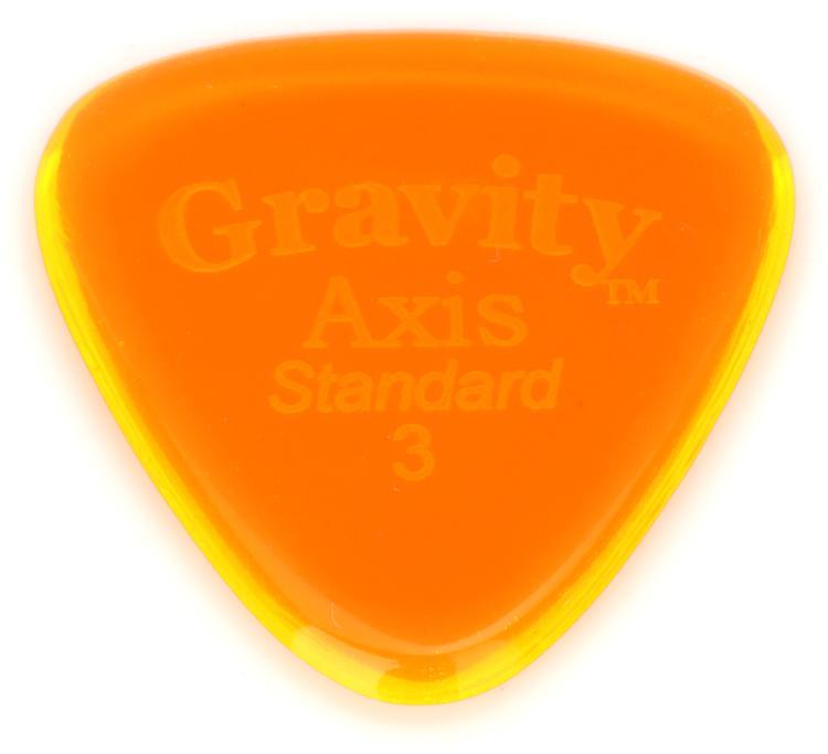 Gravity Picks Axis - Standard, 3mm image 1