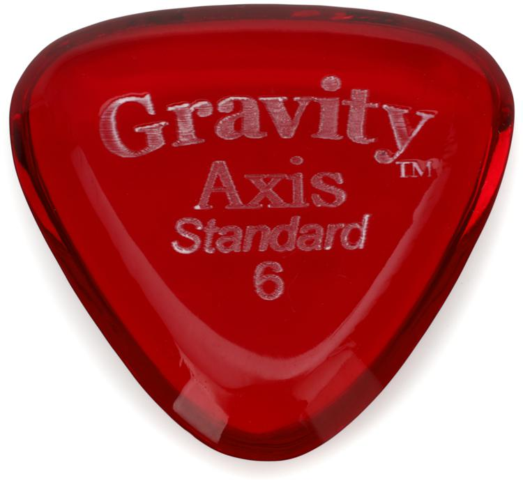 Gravity Picks Axis - Standard, 6mm image 1