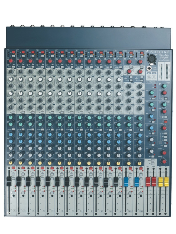 Soundcraft GB2R12 - 12-channel image 1