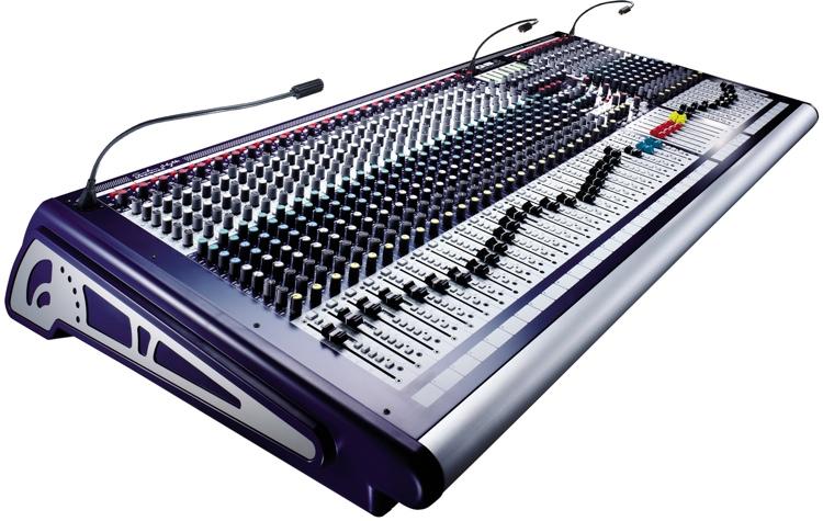 Soundcraft GB4-32 image 1
