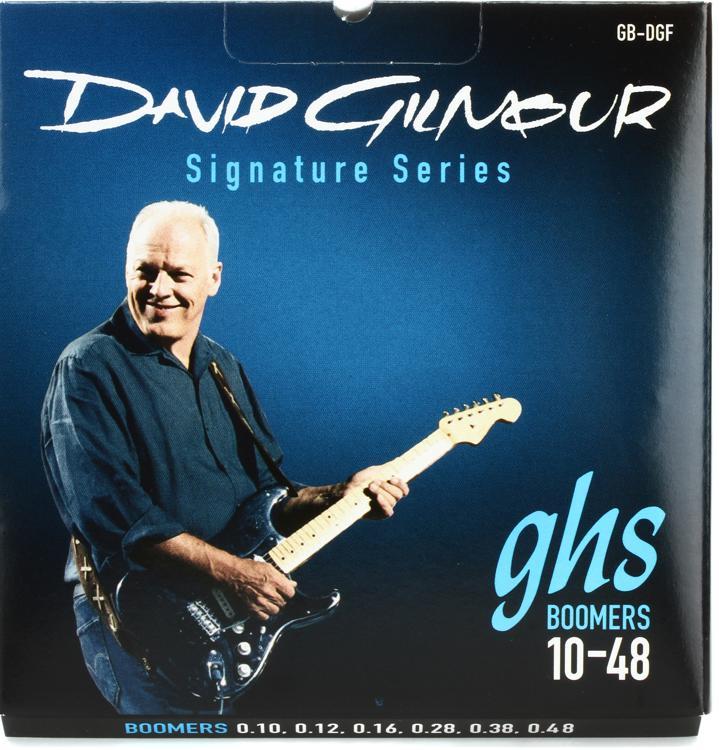 GHS GB-DGF Guitar Boomers David Gilmour Signature Electric Guitar Strings image 1