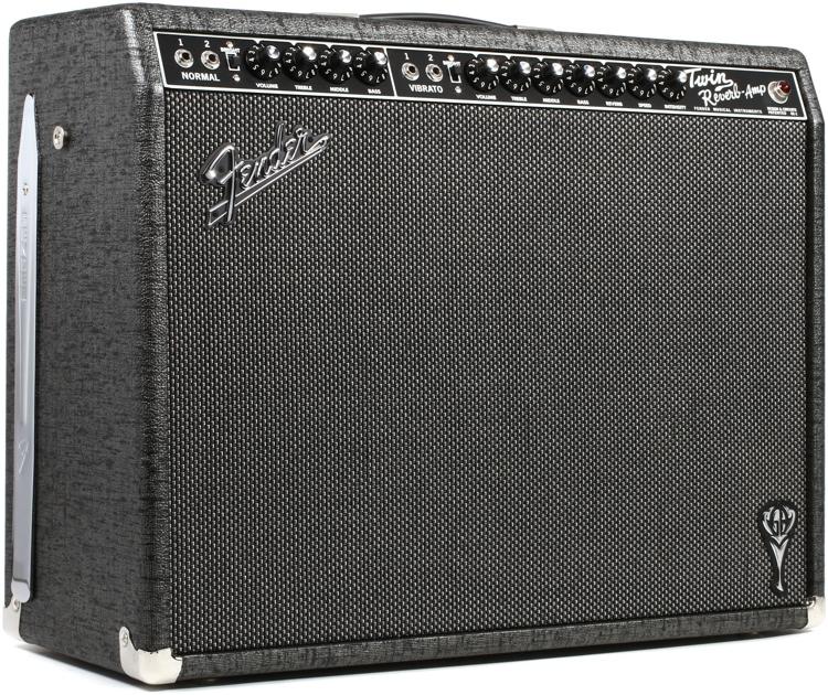 Fender GB George Benson Twin Reverb 85-watt 2x12