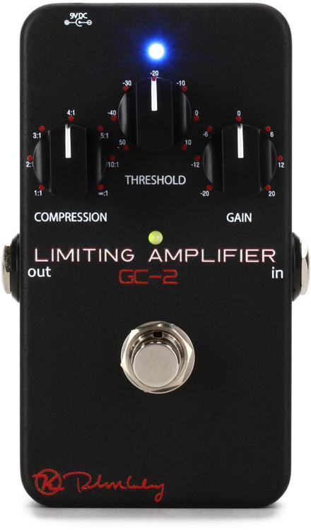 Keeley GC-2 Limiting Amplifier Compressor Pedal image 1