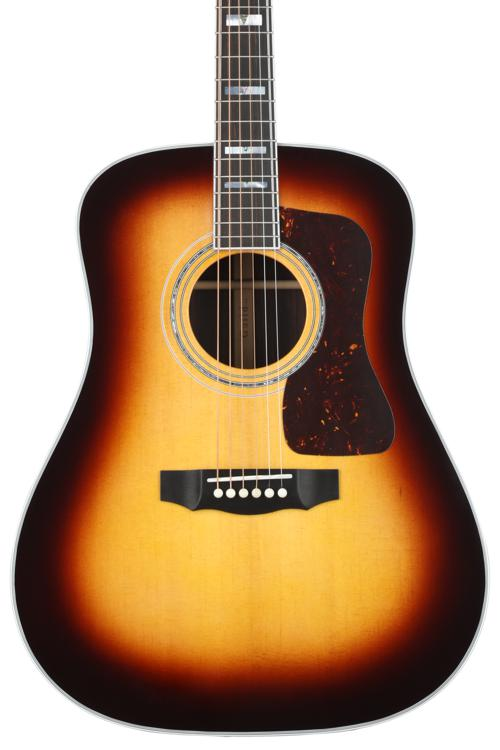 Guild D-55 - Antique Burst