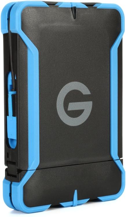 G-Technology G-Drive ev ATC USB 3.0 - 1TB Rugged Portable Hard Drive w/ All-Terrain Case image 1