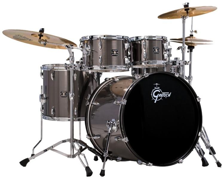 Gretsch Drums Energy - Grey Steel image 1