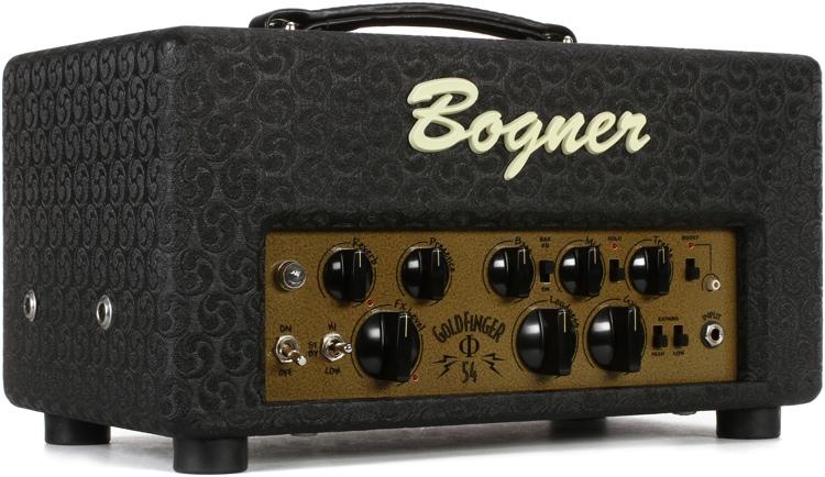 Bogner Goldfinger 54 Phi 66-watt Handwired Tube Head image 1