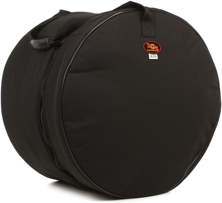 Humes berg galaxy floor tom bag 14 x 16 sweetwater for 14 inch floor tom