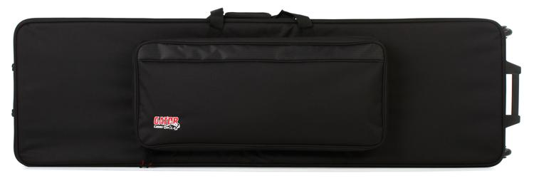 Gator GK-88-SLIM Semi-Rigid Keyboard Case - 88-Key Slim image 1