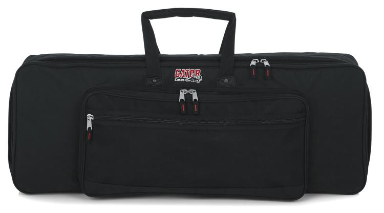 Gator GKB-49 Keyboard Gig Bag - 49-key image 1