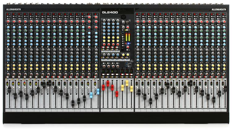 Allen & Heath GL2400-32 image 1