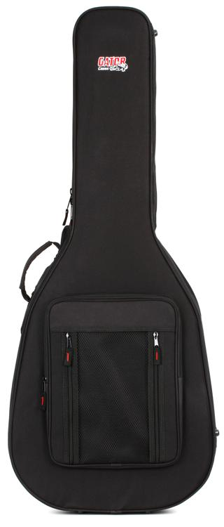 Gator Lightweight Case - Single-cutaway Acoustic Guitar image 1