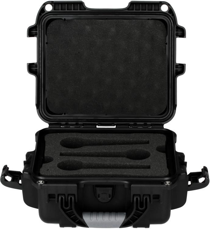 Gator Waterproof Injection Molded Case - Holds 6 handheld mics image 1