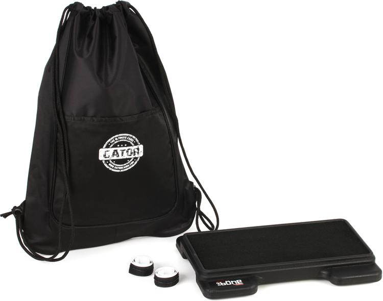 Gator G-Mini-Bone - 3-Pedal Molded Pedalboard w/Carry Bag image 1