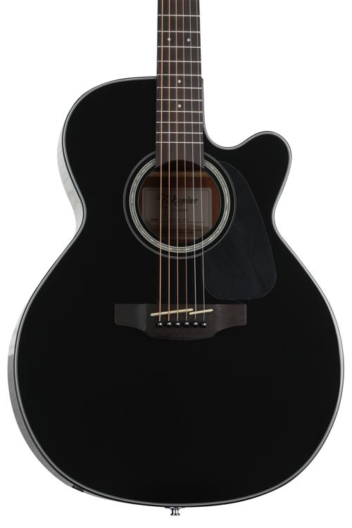 Takamine GN30-CE G30 Series Acoustic Electric - NEX Body with Cutaway Black image 1