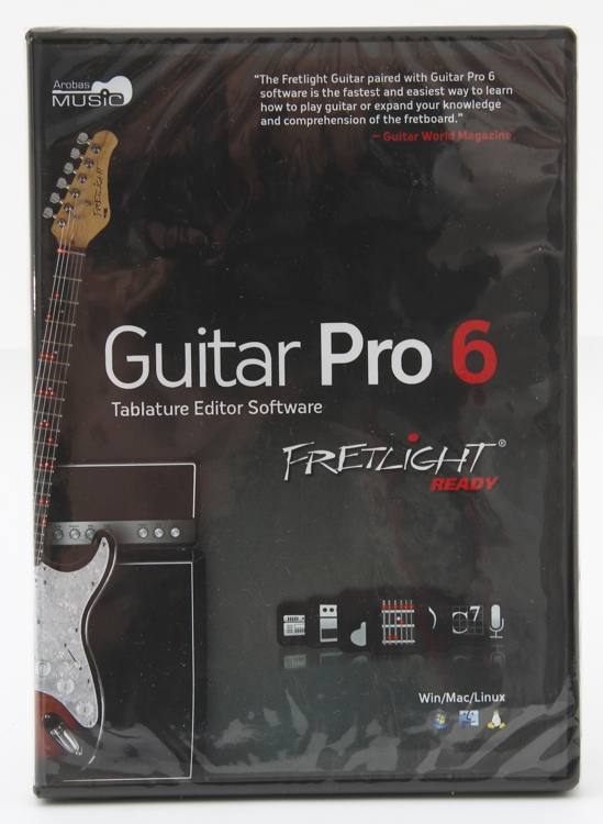 Fretlight Guitar Pro 6 Fretlight Ready image 1