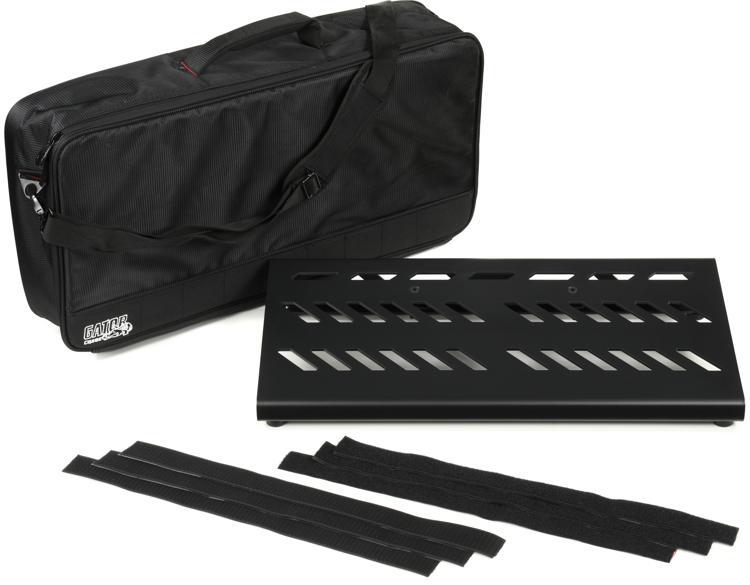 Gator Large Aluminum Pedalboard with Bag - 23.75