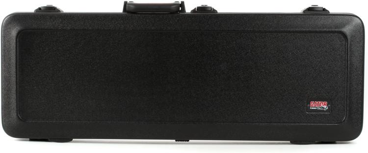 Gator ATA Molded PE Guitar Case - w/TSA latches for Double-cutaway Electric Guitars image 1