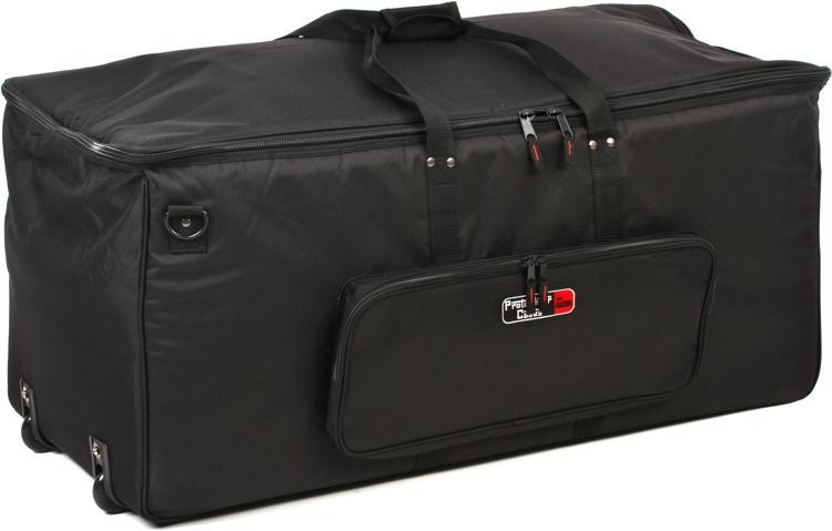 Gator Drum Bag w/ Divider System for Electronic Drum Set - Large, Wheels image 1