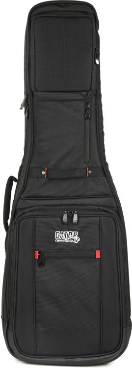 Gator G-PG ELEC 2X - ProGo series Ultimate Gig Bag for 2 Electrics image 1